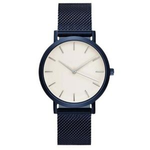 NEW Classic Crystal Stainless Steel Watch